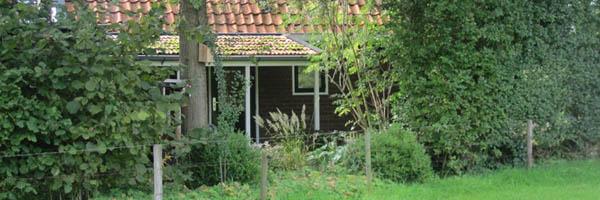 Vakantiehuisje zuid west Friesland